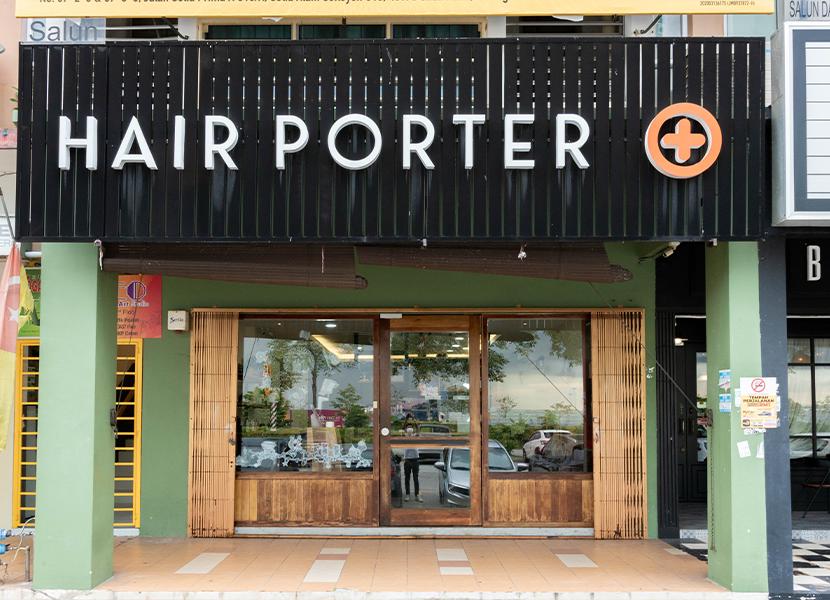 Hair Porter Plus 2 PLT
